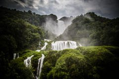 Marmore Falls Stock Photography