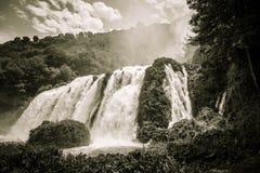 Marmore Falls Stock Image