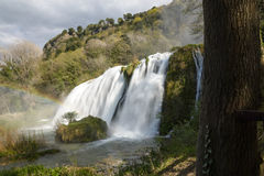 Marmore falls Royalty Free Stock Images