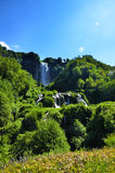 Marmore's falls, Italy Stock Images