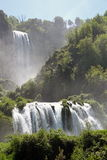 Marmore's Falls, Umbria, Italy Stock Photo
