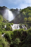 Marmore's Falls, Umbria, Italy Royalty Free Stock Images