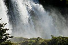Marmore Wasserfälle Stockfotografie