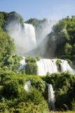 Marmore-Wasserfälle Lizenzfreie Stockfotos