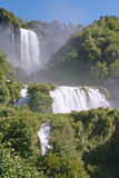 Marmore waterfalls Stock Photo