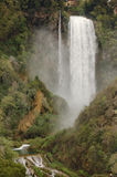 Marmore Waterfalls Stock Photography