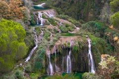 Marmore waterfalls, Italy Stock Photo