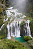 Marmore waterfalls, Italy Stock Photography