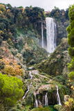 Marmore waterfalls, Italy Royalty Free Stock Photography