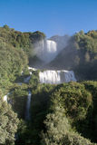 Marmore Waterfalls Stock Image