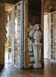 Marmorera bysten av den Louis XIV Versailles slotten Frankrike Fotografering för Bildbyråer