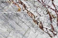 Marmorera den naturliga modellen för bakgrund, abstrakt naturlig marmor Arkivfoton