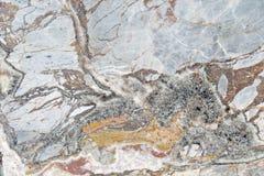 Marmorera den naturliga modellen för bakgrund, abstrakt naturlig marmor Royaltyfri Bild