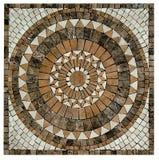Marmorera mosaisk texturbakgrund Royaltyfri Bild