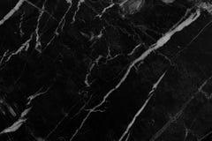 Marmorera svart bakgrund, den mörka tegelplattan för modellen för golvstenräknaren, naturlig grå skymninginre arkivfoto