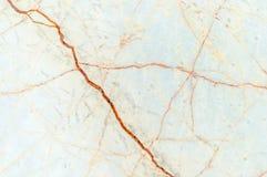 Marmorera textur som igenom skjutas med vit djup veining Arkivbild