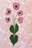 marmorerad paper turk för illustration bakgrund Royaltyfria Foton