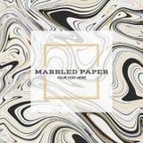 Marmorerad pappers- bakgrund 02 royaltyfri illustrationer