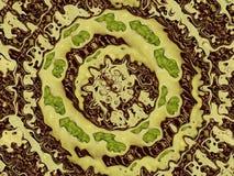 Marmorerat abstrakt begrepp Royaltyfri Foto