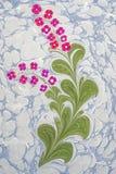 marmorerat papper för illustration bakgrund Royaltyfria Foton