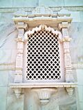 Marmorfönster Royaltyfri Bild