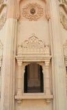 Marmorfönster. jaipure. Royaltyfri Fotografi