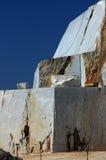 Marmorhöhle Lizenzfreie Stockfotos