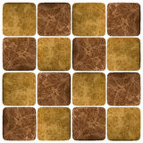 Marmormosaik Stockbilder