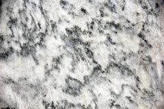 Marmornder Schwarzweiss-Hintergrund lizenzfreie stockfotos