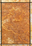 marmortegelplatta Arkivfoton