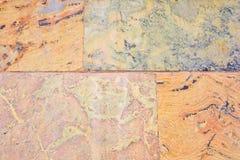 marmortegelplattor Arkivfoton
