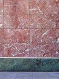 Marmortegelplattor Arkivbilder