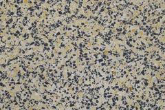 Marmortegelplattor som strös in med granit Texturen av att stenlägga sl Royaltyfri Bild