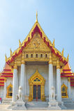 Marmortemplet, Wat Benchamabophit Dusitvanaram Bangkok royaltyfri foto