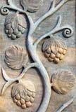 Marmorväggbakgrund royaltyfri fotografi