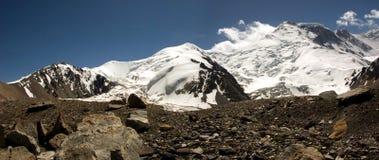 Marmorwandspitze Stockfotos
