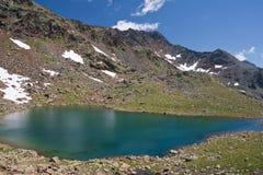 Marmot lake Royalty Free Stock Photo
