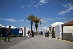 Marmotec fair Royalty Free Stock Photos