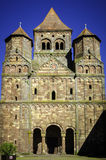 Marmoutier abbey. Abbey of Marmoutier in France Stock Image