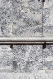 Marmur ściany Fotografia Royalty Free