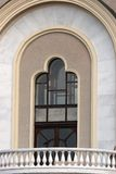 marmur domu balkonu. Obrazy Royalty Free
