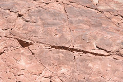 marmur polerował kamienia powierzchni teksturę Obrazy Royalty Free