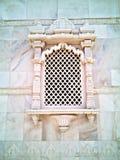 Marmur Zrobił okno Zdjęcia Stock
