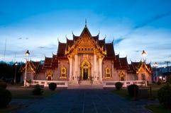 marmurowa świątynia Fotografia Stock