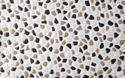 Marmurowa dachówkowa mozaika Zdjęcie Stock