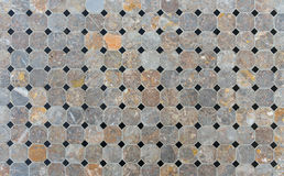 Marmurowa dachówkowa tekstura Obraz Stock