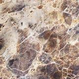 Marmurowa granitu kamienia cegiełki powierzchnia Obraz Stock