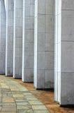 Marmurowa kolumnada obraz stock