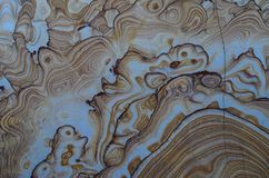 marmurowa naturalnej konsystencja Fotografia Royalty Free