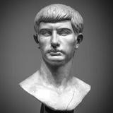 Marmurowa rzeźba Marcus Junius Brutus obraz stock